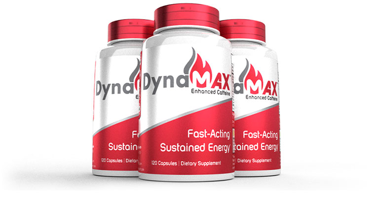 Buy DynaMAX Enhanced Caffeine Capsules