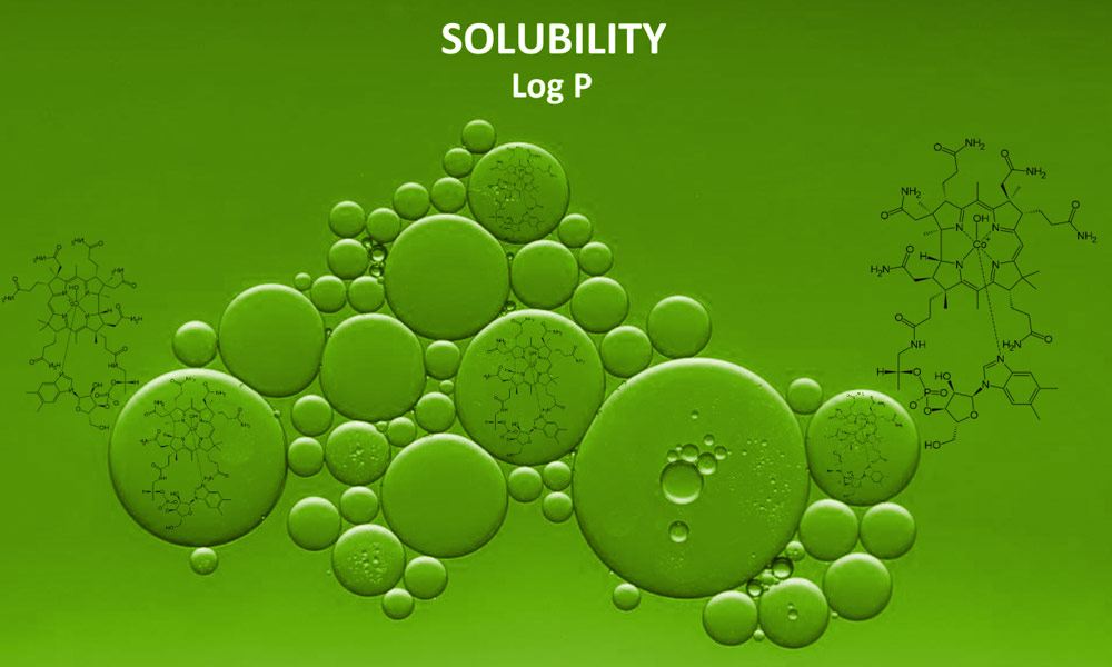 Solubility - Log P
